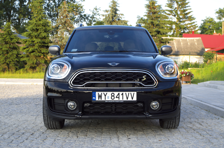 MINI Cooper SE Countryman ALL4