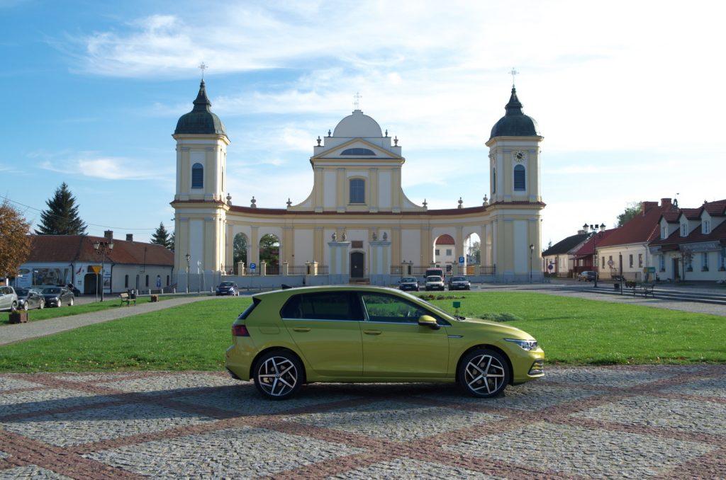 nowy Volkswagen Golf zdjęcia