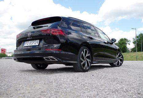 nowy Volkswagen Golf Variant R-Line